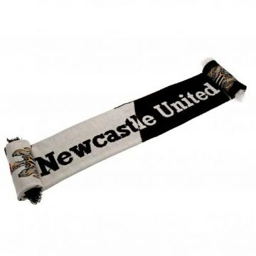 Newcastle United Scarf VT